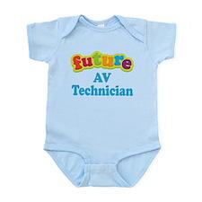 Future AV Technician Infant Bodysuit