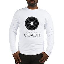 Lifting Coach Long Sleeve T-Shirt