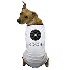 Lifting Coach Dog T-Shirt