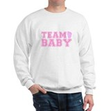 Team Baby Girl Jumper