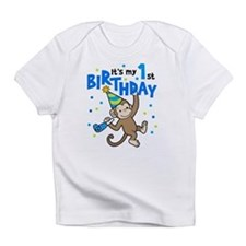 Funny First birthday Infant T-Shirt
