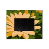 Yellow Daisy Picture Frame