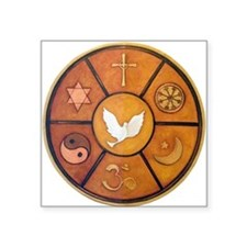 Interfaith Symbol - Sticker