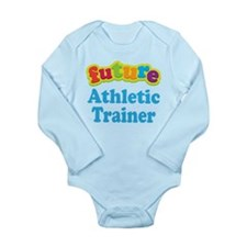 Future Athletic Trainer Long Sleeve Infant Bodysui