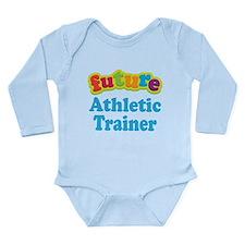 Future Athletic Trainer Onesie Romper Suit