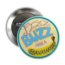 """Cabin Pressure: FIZZ BUZZ 2.25"""" Button"""
