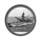 Funny U.s. navy Wall Clock