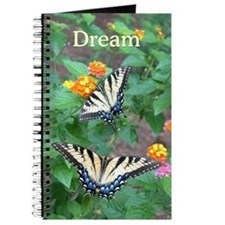 Swallowtail Butterfly Dream Journal