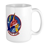 492nd TFS Mug