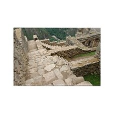 Machu Picchu, Peru - Rectangle Magnet