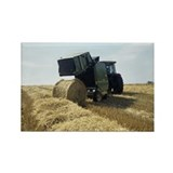 Straw baler - Rectangle Magnet