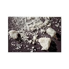 Ecstasy powder - Rectangle Magnet