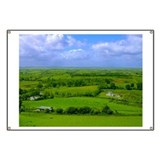 Ireland Green Pastures Photo Banner