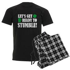 Let's get ready to stumble! Pajamas