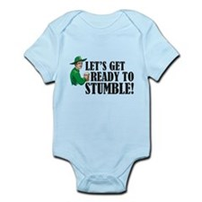 Let's get ready to stumble! Infant Bodysuit