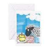 Happy Birthday to Ewe! Greeting Card