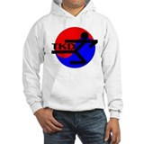 TKD Flying Side Kick Hoodie