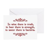 German Proverb Greeting Cards (Pk of 10)