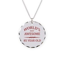 World's Most Awesome 85 Year Old Necklace Circle C