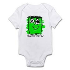 Frankenstein Halloween Infant Bodysuit