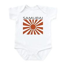 Samurai Infant Bodysuit