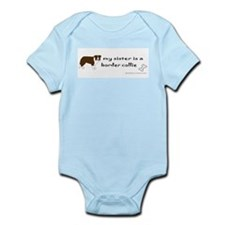 border collie Body Suit