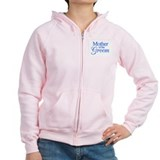 Cute Mother of the groom Zipped Hoody