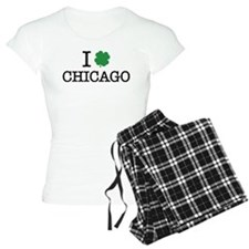 I Shamrock Chicago Pajamas