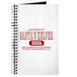 Santa's Helper University Journal