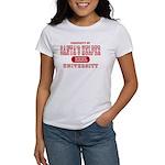 Santa's Helper University Women's T-Shirt