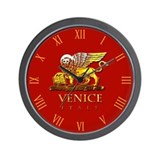 Cute Italien Wall Clock