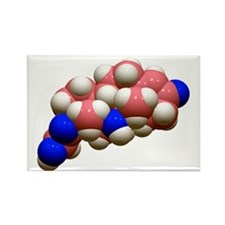 molecule - Rectangle Magnet (100 pk)