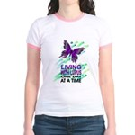 Lupus Awareness Jr. Ringer T-Shirt