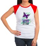 Lupus Awareness Women's Cap Sleeve T-Shirt