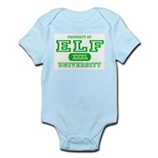 Elf University Infant Bodysuit