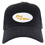 Pimp My T-Shirt Black Cap