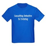 Consulting Detective In Training T-Shirt