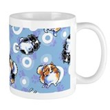 Parti Pomeranians  Tasse