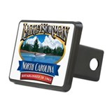 Lake Norman Waterfront Logo Hitch Cover