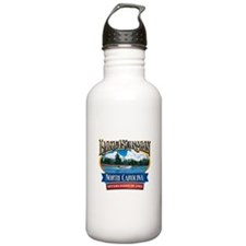 Lake Norman Waterfront Logo Water Bottle