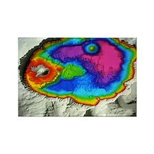 Crater Lake - Rectangle Magnet (100 pk)