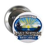 Lake Norman Sun Rays Logo 2.25&quot; Button