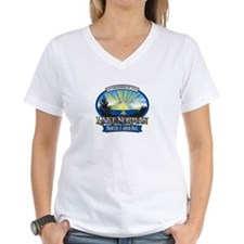 Lake Norman Sun Rays Logo T-Shirt