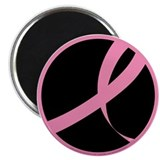 "2006 RIBBON 01 - BLK 2.25"" Magnet (100 pack)"