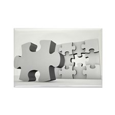 - Rectangle Magnet (100 pk)