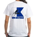 Dive Australia (blue) T-Shirt