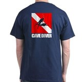 Cave Diver (blk) T-Shirt