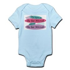 Happens At The Bat Mitzvah Infant Bodysuit