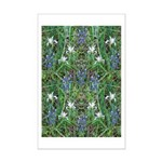 Flowery Meadow Mini Poster Print