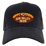 Sun Valley Tangerine Baseball Hat